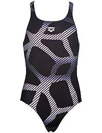 ARES5 Mädchen Arena Trainings Spider Badeanzug