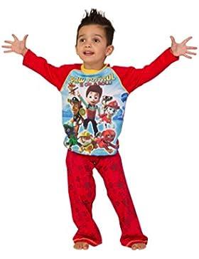 ThePyjamaFactory - Pijama para niño, diseño de Patrulla canina (3-6 años) azul azul 4-5 años