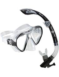 Aqualung Sport Magellan Go Pro Kit de randonnée aquatique Transparent