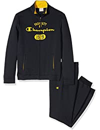 Champion Niño,  Sweatsuit, azul/amarillo,   XS,   304400_F16