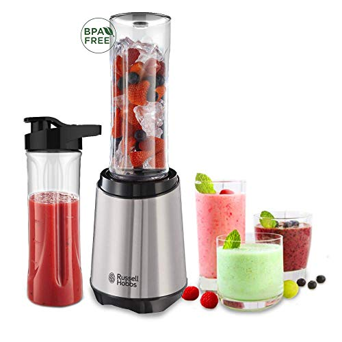 Russell Hobbs 23470-56 Mix&Go Steel Smoothie-Maker