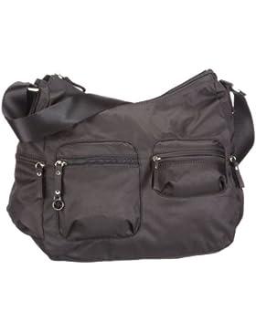 Samsonite MOVE SHOULD.BAG M+1 POCK ECRU 39213-1321, Damen Umhängetaschen 15x25x32 cm (B x H x T)