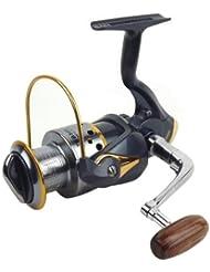 Caza y Pesca 11 Eje 5000 5.1 : 1 línea de pesca carrete Copa metal
