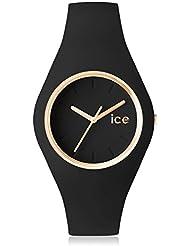 Ice-Watch Glam Montre Mixte Analogique Quartz avec Bracelet en Silicone – 1613