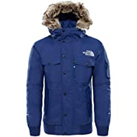 The North Face M Gotham Chaqueta, Hombre, Azul (Flag Blue), Talla del Fabricante: L