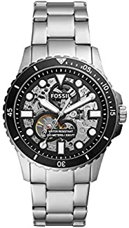 Fossil Men's FB - 01 Automatic Three-Hand, Stainless Steel Watch, ME