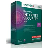 KASPERSKY INTERNET SECURITY 2015 Full Box 2 PC 1 User 1 anno ITA