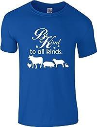 Be Kind To All Kinds novelty t-shirt