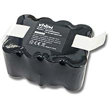 vhbw POWER TOOLS Ni-MH Battery 3300mAh (14.4V) for E. ziclean FURTIV as NS3000D03X3, Ni-MH 022144.