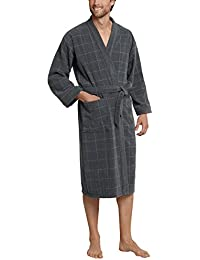 Schiesser Men's Bademantel Dressing Gown