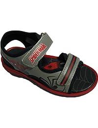 Sandales à scratchs Spiderman pour garçons