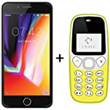 IKALL K1 5-inch 4G Android Phone With K71 (Yellow, Black)