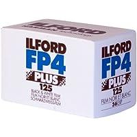 Ilford FP4 Plus 125-36 - Película fotográfica  ISO 125 (blanco y negro)