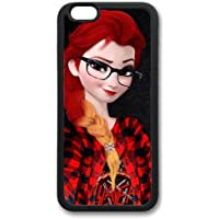 Weiches Silikon BUMPER case IPHONE 6-Prinzessin TATTOO swag punk tatouže fuck, 5, DESIGN case mit Displayschutzfolie