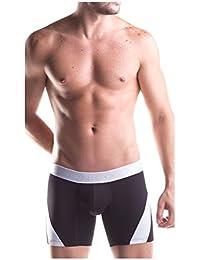 Unico Boxer Suspensor Pop-Arc Microfibre Men's Underwear