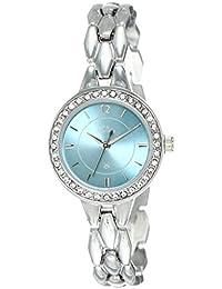 Maxima Analog Blue Dial Women's Watch-52492BMLI