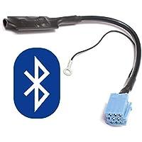 Interfaz de audio Bluetooth para 8 pines Mini ISO Audi: Chorus 2, Concert 2, Symphony 1/2, Navigation Plus 1/2, RNS de D - - - - VW: MCD, MFD, Gamma 5.