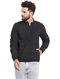 Scott International I-DRY Mens Ultra Light weight Wind Cheater Jacket - Black