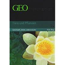 GEO Themenlexikon Band 34: Tiere und Pflanzen - Leben im Meer, auf dem Land, in der Luft