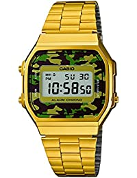 Reloj Casio Collection Unisex A168WEGC-3EF