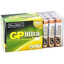 Gp - Pack 24 pilas ultra alcalinas aaa (lr03)