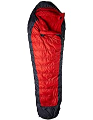 Millet - Base Camp, color red, talla Long / Right Zipper
