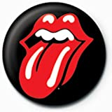 Rolling Stones - Lips - Ansteck Button Ø2,5 cm