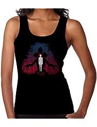 Stranger Things Demogorgon Run Womens Vest