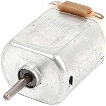 sourcingmap® DC 1.5V 3V-18000rpm Mini Motor eléctrico para el bricolaje juguetes aficiones