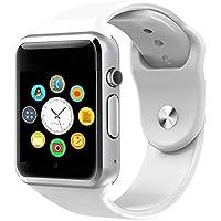 für Kinder Smart Armbanduhr, Touchscreen mit 90 Grad drehbare Kamera, Video, Aufnahme, Spiele, Stoppuhr, Wecker Smart Watch, GPS-Verfolger
