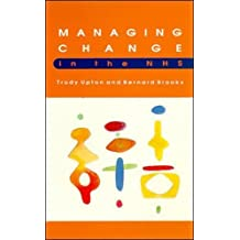 Managing Change In The Nhs