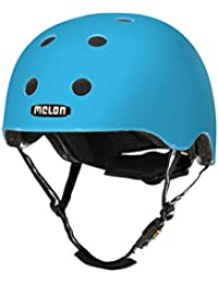 Melon Urban Active - Casco de ciclismo , color azul