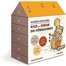 Rico und Oskar - Die Hörbuchbox: 13 CDs