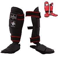 TurnerMAX - Espinilleras elásticas para pies