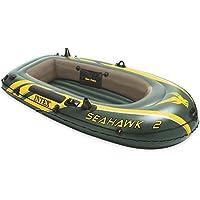Intex Seahawk-Barco Hinchable, 236 x 114 x 41 cm, 68346