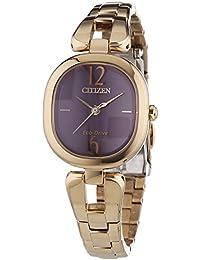 2ddc88c6f067 Citizen EM0187-57W - Reloj de Cuarzo para Mujer