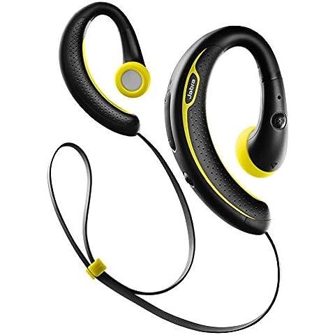 Jabra Sport Plus Auriculares Estéreo Bluetooth - Negro/Amarillo