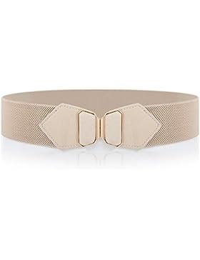 Moda Mujer Cintura Elástica/Cinturón Elástico Joker-B 68cm(27inch)