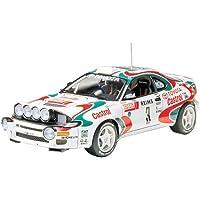 Tamiya 24125 - Maqueta Para Montar, Coche Toyota Celica Castrol WRC Año 1993 Ganador Montecarlo