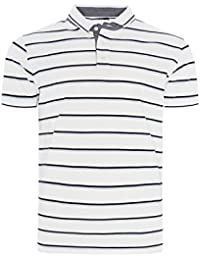 Brave Soul - Polo - Camisa - Básico - con Botones - para Hombre fb43f06e8dbbf