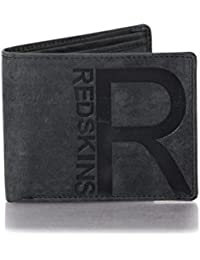 Accessoires Redskins Portefeuille Red dailey noir - Noir - Taille TU (taille unique)