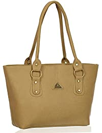 Fantosy Women Shoulder Bag(FNB-194-1) (Beige)
