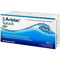 Artelac Splash Augentropfen EDO, 60 St. preisvergleich bei billige-tabletten.eu