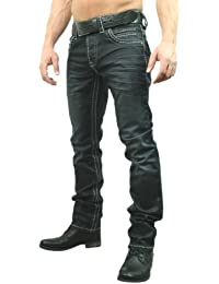 Redbridge by cipo baxx jean pour homme & 9656 pantalon noir