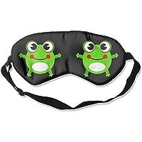 Cute Frog 99% Eyeshade Blinders Sleeping Eye Patch Eye Mask Blindfold For Travel Insomnia Meditation preisvergleich bei billige-tabletten.eu
