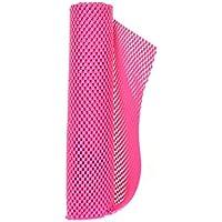 Ability Superstore–antideslizante, tela, 150x 30cm, rosa
