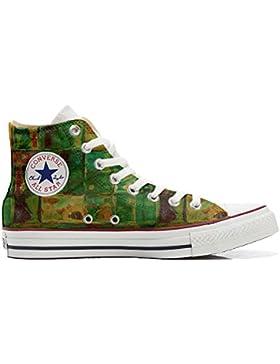 Converse All Star zapatos personalizadas Unisex (Producto Artesano) Design Texture