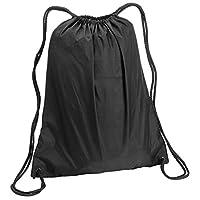حقيبة ظهر للنشاطات الرياضية والخارجية بوليستر من سكوير للجنسين - لون اسود