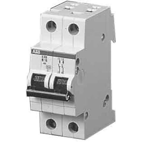 ABB Stotz S&J fusibile macchina S 202-B 6 Bete Compact System pro M Compact cavo protezione interruttore 4016779466400