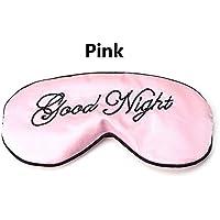 Daxey - Cute Schlaf Augenmaske Padded Beschattung Reisen Aid Blindfold Relax preisvergleich bei billige-tabletten.eu